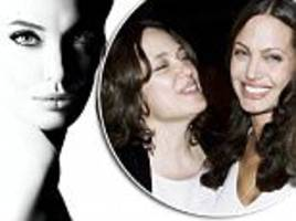 Angelina Jolie makes rare comments about her mother