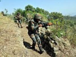 Terrorists in Pakistan 'find new routes' to India