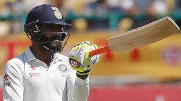 India close-in on series win after Australia collapse