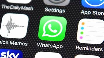 london terrorist sent encrypted message on whatsapp just before attack