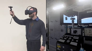 nasa is teaching iss astronauts to maintain the iss using vr