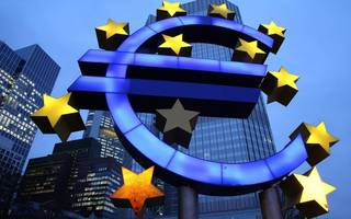 is the eurozone booming?
