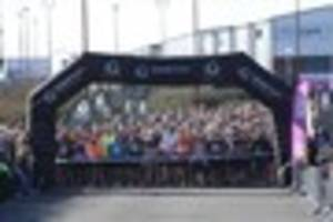 more than 40 roads to be closed for derby 10k race