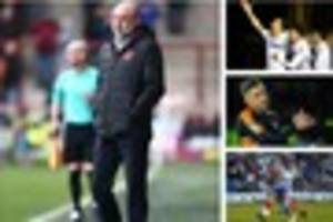 championship round-up: player of the year nominations, uwe rosler...