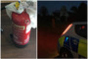 River rescue, bush inspecting and a fire extinguisher? A day in...