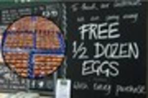 ​Why is an Exeter farm shop being forced to give away 28,000 free...