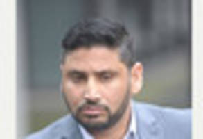 Cricketer who hit wife with bat claimed he had job at Leicestersh...