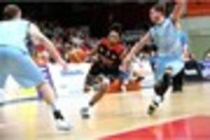 rob paternostro hails his leicester riders side for bouncing back...