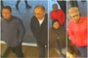 images released over theft of wallet from shopping centre