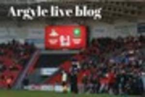 plymouth argyle live - doncaster reaction, argylechat and is...