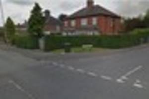 Police appeal: Did you see man hitting and kicking Staffordshire...
