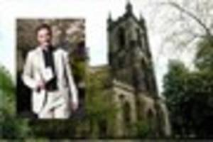 reverend andrew wickens becomes rector of stoke minster