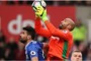 lee grant brushes aside rare gaffe ahead of leicester city v...