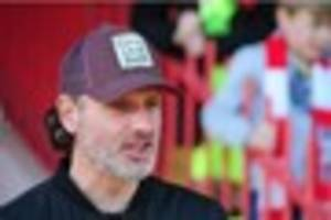 andrew lincoln watches exeter city: five other times the grecians...