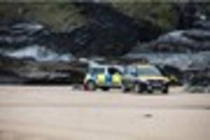 body found at watergate bay, near newquay, identified as that of...