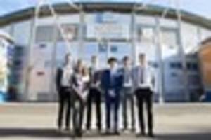 Tollbar Sixth Formers beat 12 other colleges to win regional...