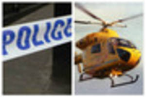 29-year-old motorcyclist airlifted to hospital after serious...