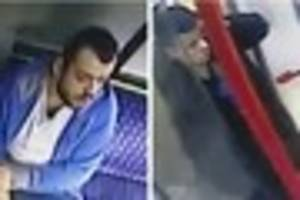 CCTV shows two men sought after fight at Frome railway station