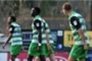 opinion: why yeovil town have no excuse for amateur hour collapse...