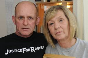 Grieving East Kilbride parents to confront minister in fight for justice over RAF son's death