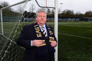 Our people: East Kilbride FC club chairman and pub boss Mark Horner loves the Village vibe