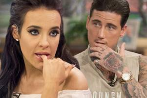'i'll always stand by him': stephanie davis declares her 'love' and support for jeremy mcconnell following his arrest