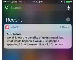 Australia's public broadcaster is using Apple News push alerts to reach new, younger audiences