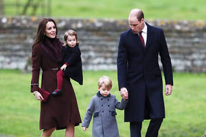 """prince william, kate middleton choose private school for prince george, won't allow """"best friends"""" [report]"""