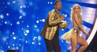 """Emma Slater Wiki: Everything You Need to Know about Rashad Jennings' Partner on """"DWTS"""" 2017"""