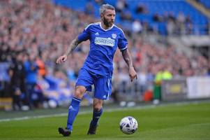 The players who showed they've still got it in Kevin McNaughton's Cardiff City testimonial... and those who probably don't