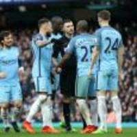 City fined over penalty protests during Liverpool clash