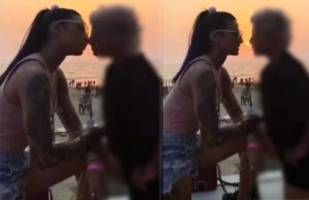 Bigg Boss 10's Bani J Caught Locking Lips With This Bigg Boss Contestant In Public!