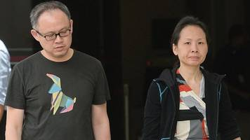 singapore couple jailed for starving philippine maid