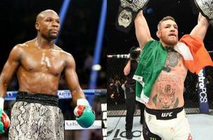 Floyd Mayweather responds to Conor McGregor predicting a knockout in their fight