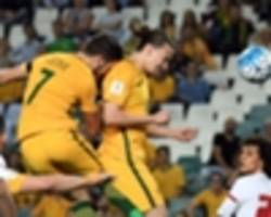 jackson irvine delighted with first socceroos goal