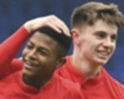 woodburn, brewster and the top five teenage stars to watch at liverpool