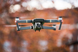 drones could use an invisible license plate to track unauthorized flights