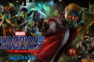 Telltale's 'Guardians of the Galaxy' episode one launches on April 18