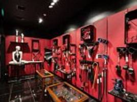 Ann Summers unveils a Fifty Shades-inspired Red Room