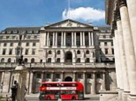 credit card debt binge is probed by bank of england
