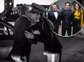 crown prince hussein of jordan joins sandhurst