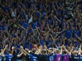 iceland sees epidural spike 9 months after euro 2016 win