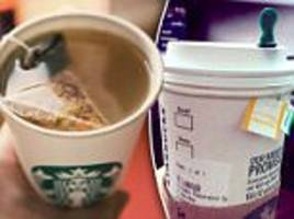 starbucks fans claim chain made cure for the common cold