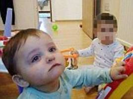 North London baby girl maimed with hammer 'is left blind'
