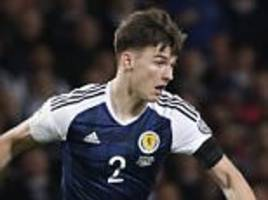 manchester united eye celtic defender kieran tierney
