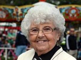 newcastle united tea lady kath cassidy passes away