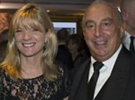 blow for philip green as topshop chief quits for rival