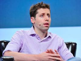 the head of startup incubator y combinator said the future of humanity is a 'merge' with technology