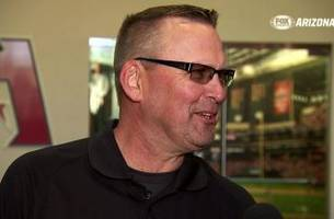 mark grace to serve as guest analyst on wednesday's coyotes live