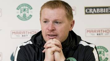 Scotland: Neil Lennon hopes Scott Brown will be available for crucial England match